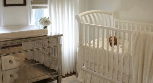 Nursery decor idea